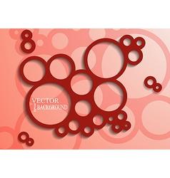 light soap bubble eps 10 vector image