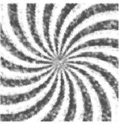 Monochrome halftone background vector