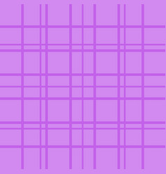 purple grid pattern background vector image