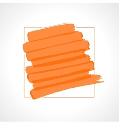 Marker Strokes Background vector image vector image