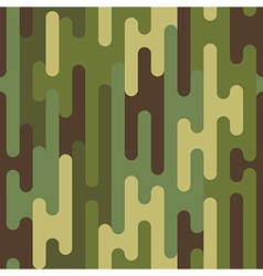 Pattern puzzle camouflage vector