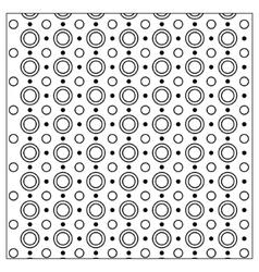 Black mono color vector