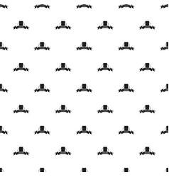 Gmo free food pattern seamless vector