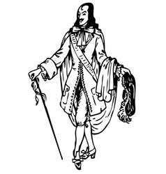 Monsignor vector