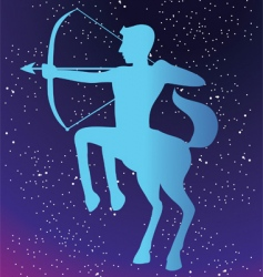 star sign vector image
