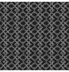 Seamless pattern with abstract squares geometric vector image