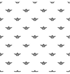 squadron pattern seamless vector image