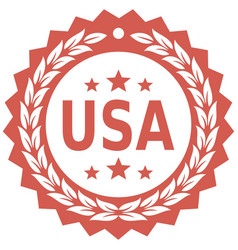 usa vector image