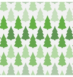 seamless pattern with abstract christmas vector image vector image
