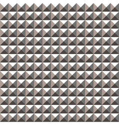 Metal pattern vector image vector image