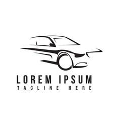 automotive car service design symbol vector image