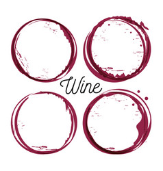Best wine seals icon vector