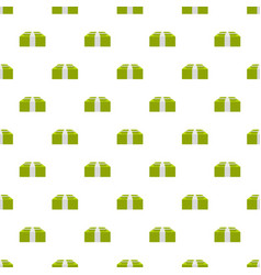 investment money pattern seamless vector image