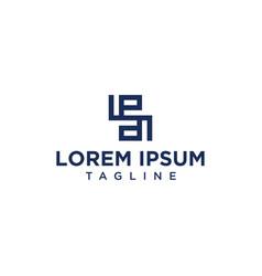 s letter line logo design inspiration vector image