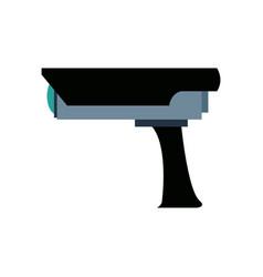 surveillance camera security device protection vector image