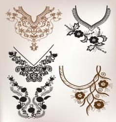 vector vintage design vector image