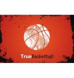 Basketball logo Basketball logo design Sport vector image vector image