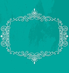 Vintage background with texture vector image