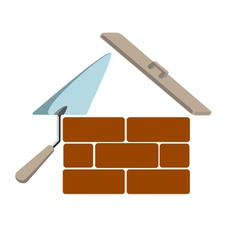 house building vector image vector image