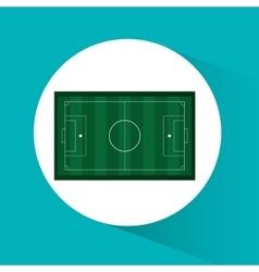 League of soccer sport design vector image vector image