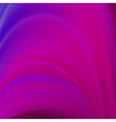 Abstract Pink Wave Background vector image