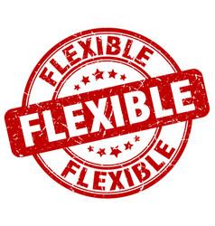 Flexible stamp vector