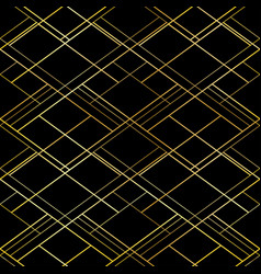 golden cross threads background luxury vector image