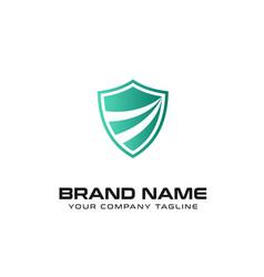 Security logo design vector