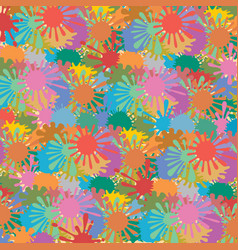 background pattern with stains vector image vector image