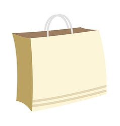 Icon bag vector