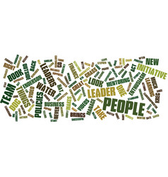 Are your people on a chain text background word vector