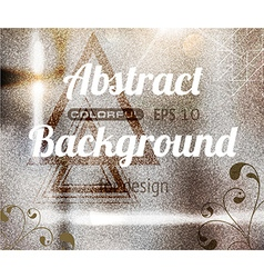 Hazy Abstract Background vector