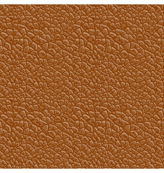 Leather seamless vector