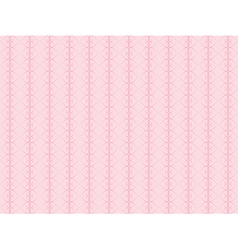 pattern made of vintage valentines vector image