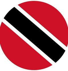 Thrinidad flag vector image