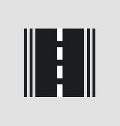 street icon vector image
