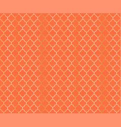 quatrefoil pattern argyle seamless background vector image