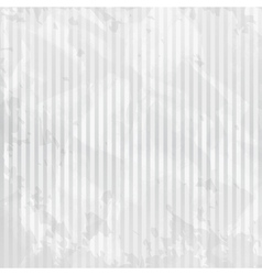 Striped white paper vector image