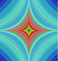 Abstract quadratic background design vector