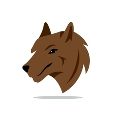 Dog Cartoon vector image