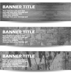 COLORFUL BANNER REAL vector image vector image