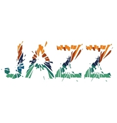 The Jazz vector image vector image