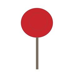 A lollipop vector image vector image