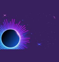 abstract dark violet background light purple vector image