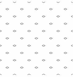 Abstract seamless pattern grey rhombuses modern vector