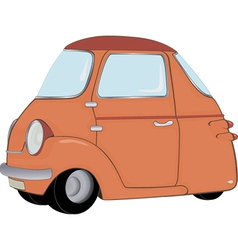 The toy car vector