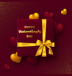 Valentines day holiday design vector