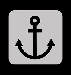 maritime icon vector image