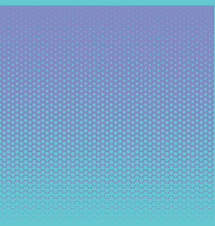 Abstract dotted background halftone effect vector
