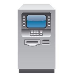 Atm cash machine vector